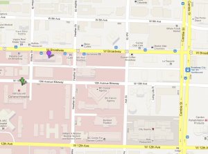 map--BSCC area